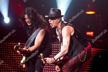 Scorpions - Pawel Maciwoda and Rudolf Schenker
