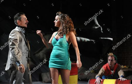 Editorial photo of 'The Comedy of Errors' play performed by The Royal Shakespeare Company, Stratford-Upon-Avon, Britain - 18 Apr 2012