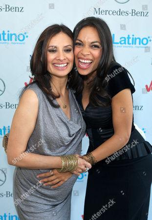 Editorial photo of Voto Latino Reception, Washington D.C, America - 27 Apr 2012