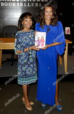 Helen Williams and Vanessa Williams
