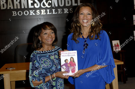 Stock Picture of Helen Williams and Vanessa Williams