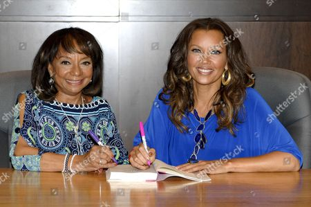 Editorial image of Vanessa Williams 'You have No Idea' Book Signing at Branes and Noble, Los Angeles, America - 28 Apr 2012
