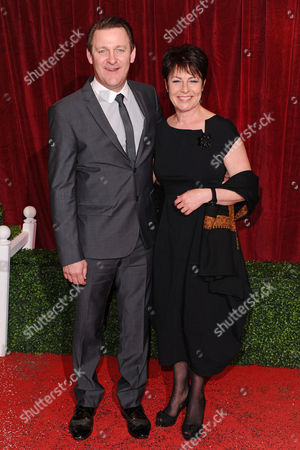 Stock Picture of Chris Walker and Jan Pearson