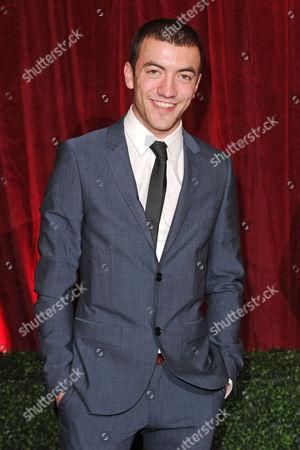 Editorial photo of British Soap Awards, London, Britain - 28 Apr 2012