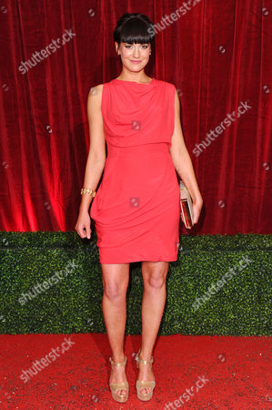Editorial picture of British Soap Awards, London, Britain - 28 Apr 2012
