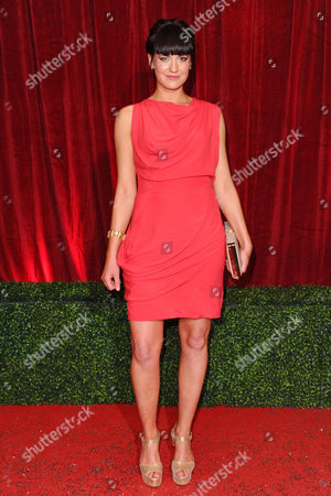 Editorial image of British Soap Awards, London, Britain - 28 Apr 2012