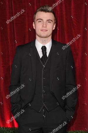 Editorial image of British Soap Awards, London, Britain - 28 Apr 2012