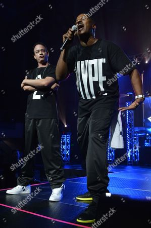 Kid 'n Play - Christopher Reid and Christopher Martin