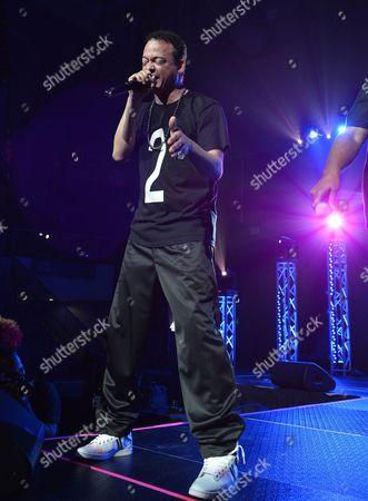 Editorial photo of Legends Of Hip Hop tour concert at Nova Southeastern University, Fort Lauderdale, Florida, America - 27 Apr 2012