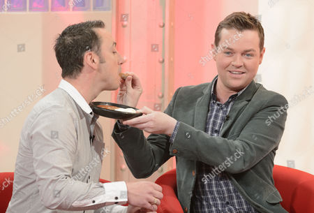Editorial picture of 'This Morning' TV Programme, London, Britain - 30 Apr 2012