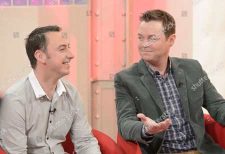 Stock Picture of Graham Blackledge and Stephen Mulhern