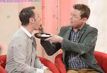 Editorial image of 'This Morning' TV Programme, London, Britain - 30 Apr 2012