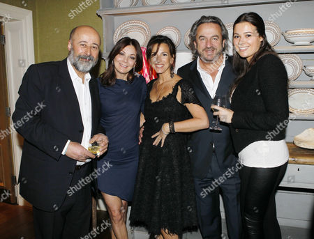 Editorial picture of 'Celebrity Exposed - The Photography of Richard Young' screening at the Soho Hotel, London, Britain - 30 Apr 2012