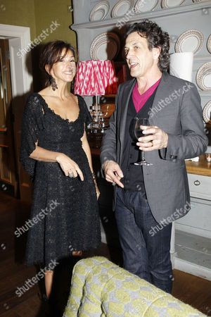 Editorial photo of 'Celebrity Exposed - The Photography of Richard Young' screening at the Soho Hotel, London, Britain - 30 Apr 2012
