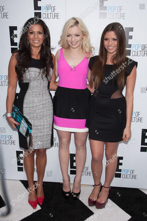 Editorial photo of 2012 E! Upfront, New York, America - 30 Apr 2012