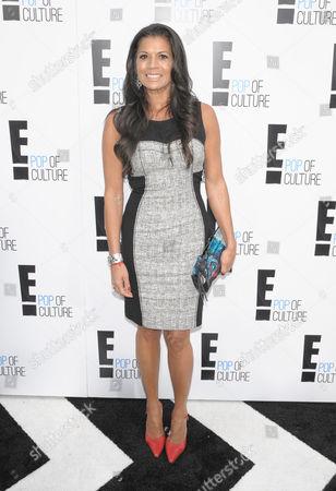 Editorial picture of 2012 E! Upfront, New York, America - 30 Apr 2012