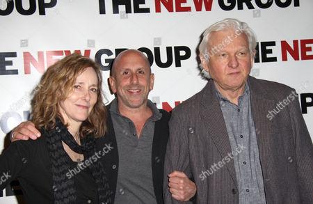Jo Bonney, Scott Elliott, David Rabe