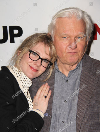 Stock Picture of Lily Rabe, David Rabe