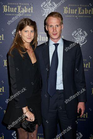 Princess Florrie Arnold Von Preussen and Nick Kinder