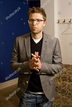 Stock Image of Jonah Lehrer