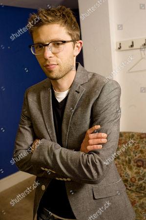Stock Picture of Jonah Lehrer