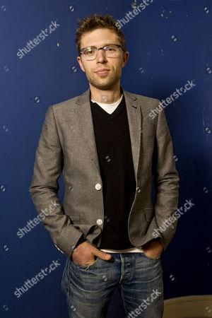 Stock Photo of Jonah Lehrer