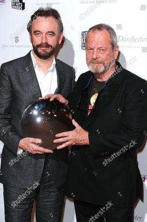 Ian Bostridge and Terry Gilliam