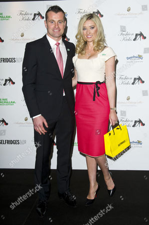 Shay Given and wife Jane Given