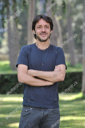 Stock Image of Director Stefano Chiantini