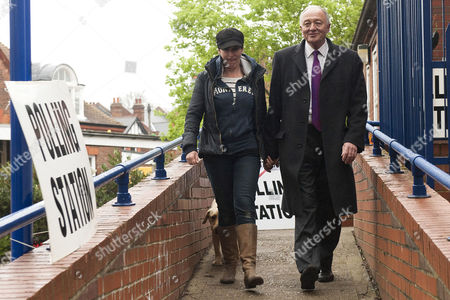 Editorial photo of Local Government elections, London, Britain - 03 May 2012