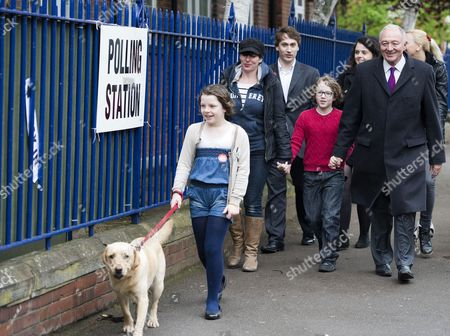 Editorial image of Local Government elections, London, Britain - 03 May 2012