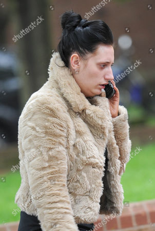 Editorial photo of Lauren Socha at Derby Crown Court, Britain - 02 May 2012