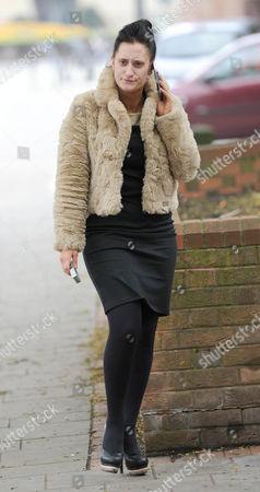 Stock Photo of Lauren Socha