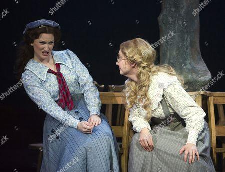 'Carousel' - Gillene Herbert as Julie, Claire Boulter as Carrie