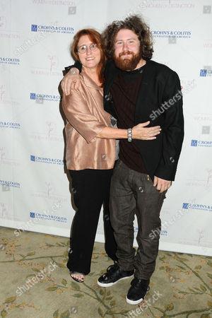 Pamela Piece and Casey Abrams