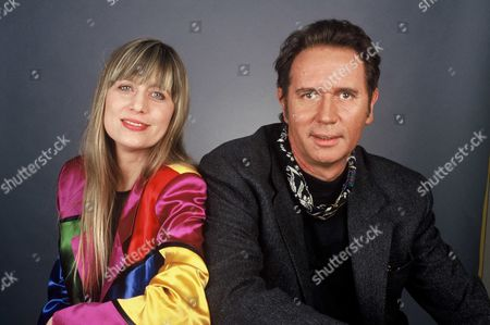 Stone et Charden - Stone (Annie Gautrat) and Eric Charden