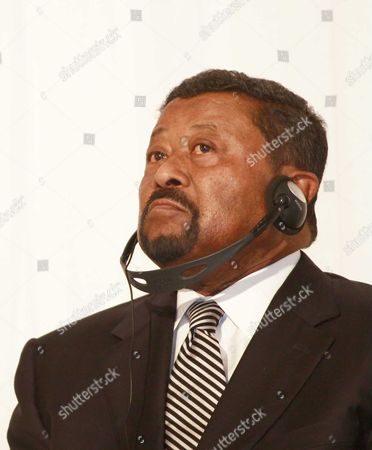 Jean Ping, President of the Commission of the African Union
