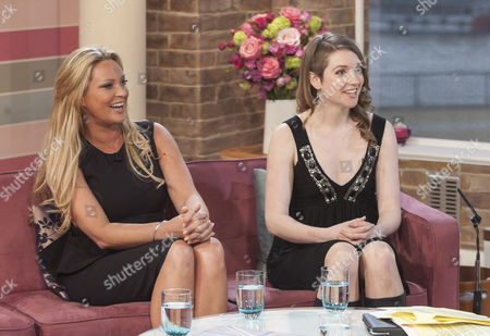 Editorial picture of 'This Morning' TV Programme, London, Britain - 04 May 2012