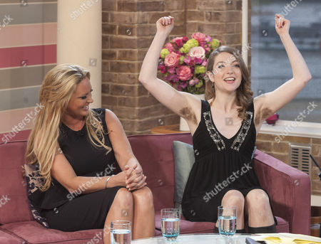 Editorial image of 'This Morning' TV Programme, London, Britain - 04 May 2012