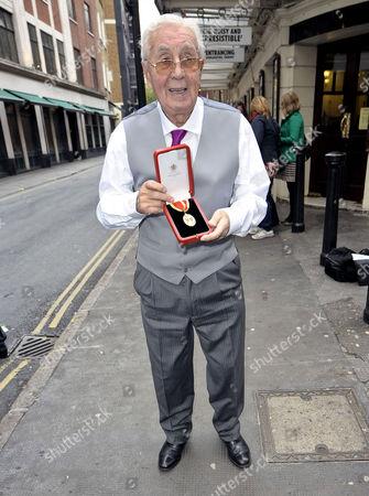 Stock Picture of Sir Doug Ellis