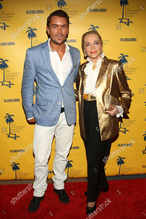 Emrhys Cooper and Anne Jeffreys