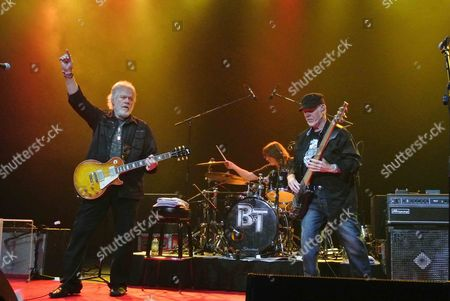 Stock Picture of Randy Bachman and Fred Turner