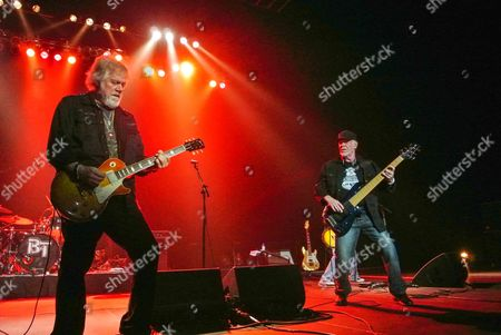 Editorial picture of Bachman Turner Overdrive in concert at the Seminole Hard Rock, Hollywood, Florida, America - 30 Apr 2012