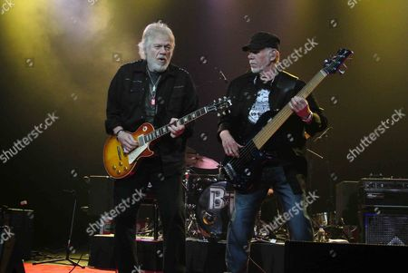 Stock Photo of Randy Bachman and Fred Turner