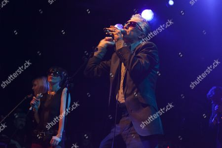 Alabama 3 Perform at the Electric Ballroom, at the Camden Crawl on 05/05/12