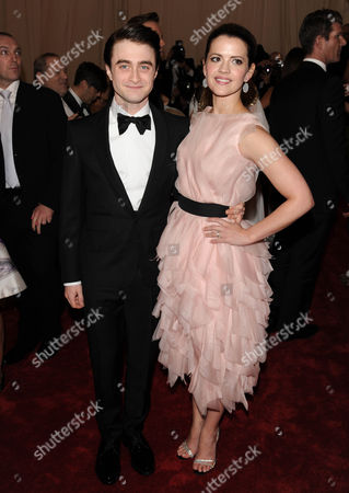 Stock Image of Daniel Radcliffe and Rose Hemingway