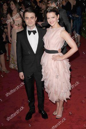 Daniel Radcliffe and Rose Hemingway