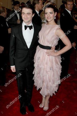 Stock Picture of Daniel Radcliffe and Rose Hemingway