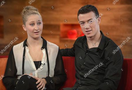 Stock Picture of Kai and Natalia - Natalia Jeved, Kai Widdrington