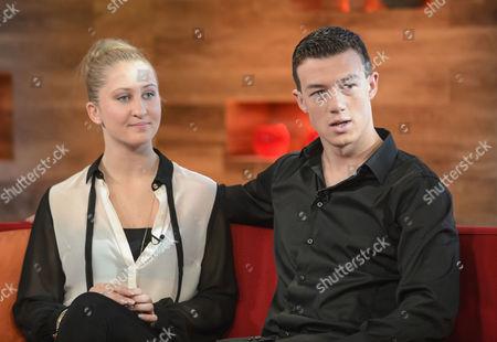 Stock Photo of Kai and Natalia - Natalia Jeved, Kai Widdrington